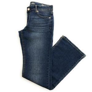 US Polo Assn. Cassidy Bootcut Denim Jeans, 7/8 Reg
